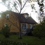 Exterior of Cedar House B & B