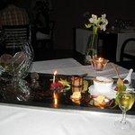 Special Anniversary Dessert Platter