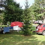 Another view of out tent site