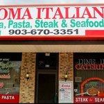 Roma Italian in Athens TX