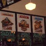 Award winning brews
