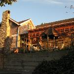Side View of Camano Island Inn