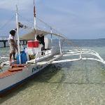 Foto de Island & Sun Beach Resort