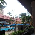 fron our room