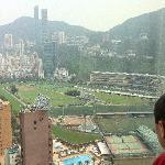 Happy Valley view. Amazing