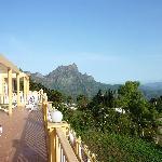 het hotel balcon (gemmenscappelijk)