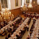 The Great Hall at Clare College