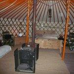 Orchard Yurt