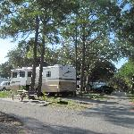 typical RV site