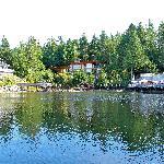 Lund lagoon