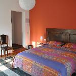 """Villa Costantina - Room """"Rossa"""""""