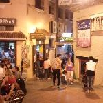 Städtchen in Torremolinos