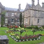 Muckross House and Gardens nearby