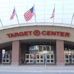 Target Center's Main Entry