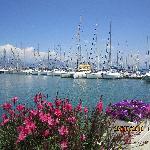 Pretty Marina in Fethiye