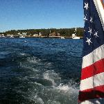 Boat Launch from Boothbay Harbor