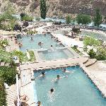 Termas Cacheuta - Parque de Agua Piscinas Externas