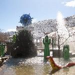 Termas Cacheuta - Parque de Agua Niños