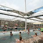 Termas Cacheuta - Parque de Agua Piscinas Internas