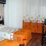 habitación Las Galias