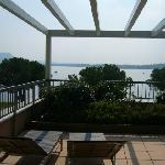 il terrazzino vista lago