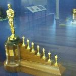 The special Academy Award Disney received for Snow White and the Seven Dwarfs