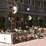 Belgian beer bar/pub at Freys