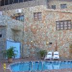 La piscina principal