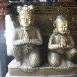 King and Queen, Golden Temple, Patan (Lalitpur)