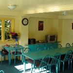 Communal Dining Area & Kitchen