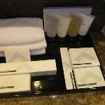 Stamford classic room - toiletry set