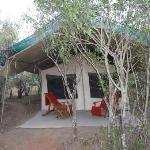 JK Mara Tented Accomodation