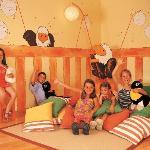 giochi e divertimento per i nostri piccoli ospiti