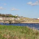 Lossiemouth from seatown.