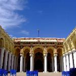 Madurai nayak palace