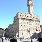 The Palazzo Vecchio