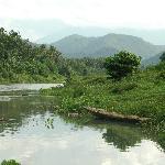 Free flowing Balanac River
