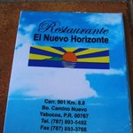 El Nuevo Horizonte