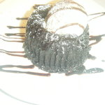 My very yummy chocolate desert