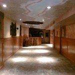 The dining room at Shalom Bombay