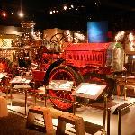 1912 fire engine