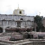 La Merced Antigua Guatemala