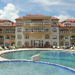 Main building Grand Caribe