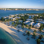Aerial of Sunset Key Guest Cottages