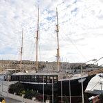 The Black Pearl - 100 year old schooner