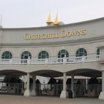 Churchill Downs Entrance