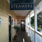 steamers... yum!