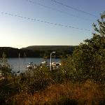 view from the trans Canada trail, Clarenville