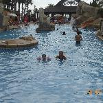 piscina del hotel Playabella