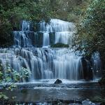 Purakaunui Falls - The Catlins